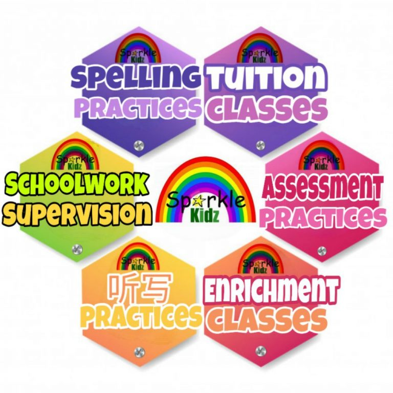 student care after school care Sparklekidz tuition pasir ris tampines enrichment